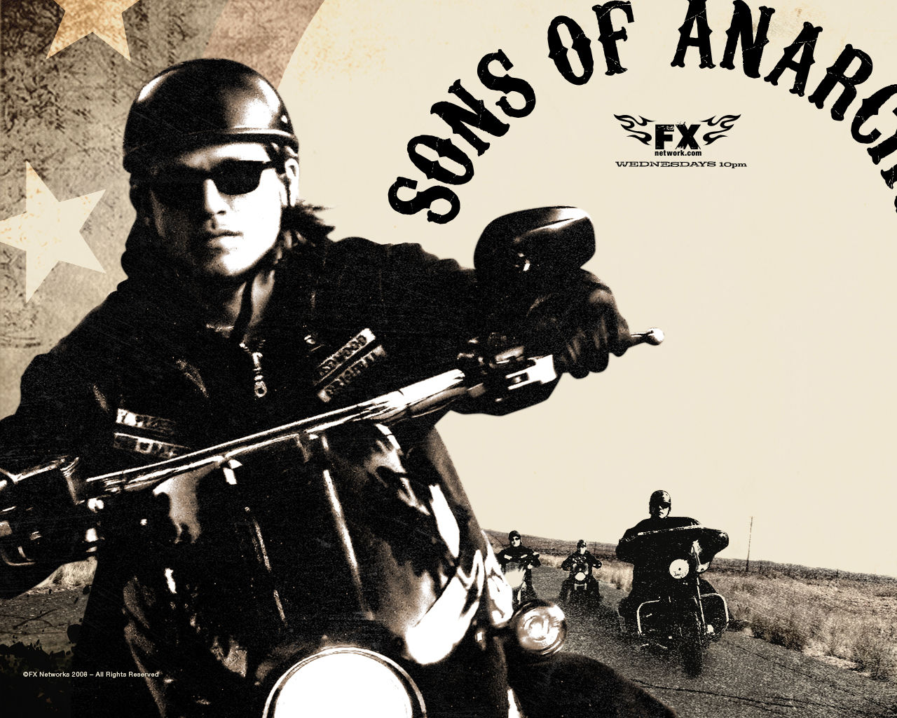 Where Is Sons Of Anarchy Going In Its Final Season Neon Tommy