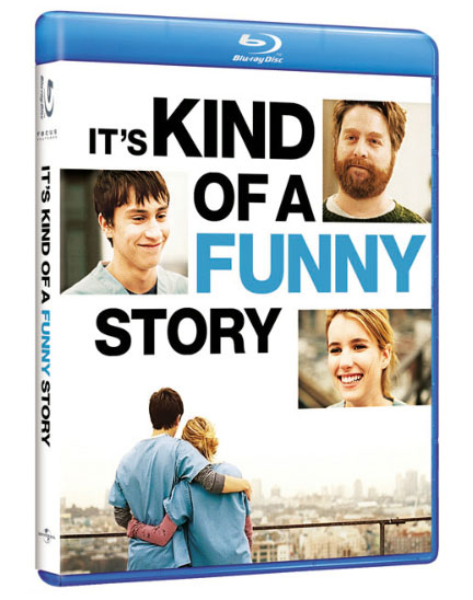 It's Kind Of A Funny Story (2010) 720p BluRay DTS x264 - REFiNED