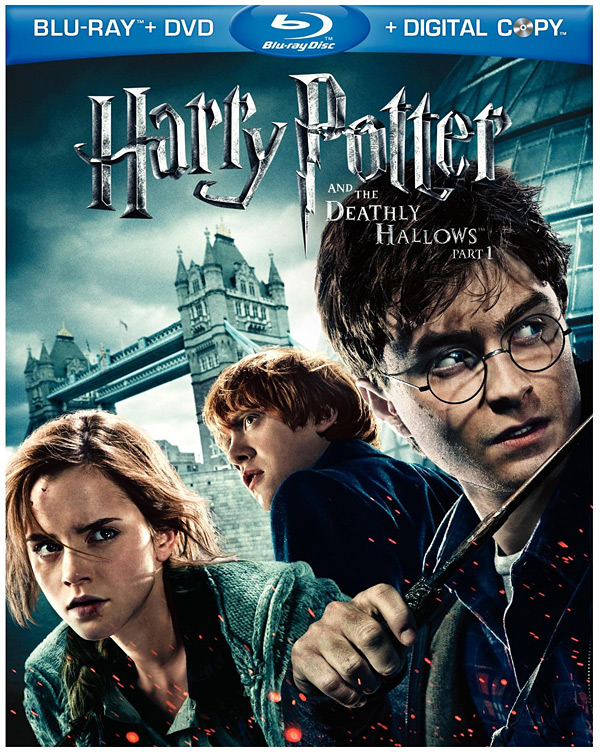 harry potter and the deathly hallows dvd special edition. Harry Potter and the Deathly