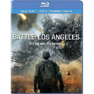 Battle: Los Angeles Blu-ray/DVD Combo